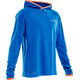 """Salming M's Lightweight Hood Blue"""